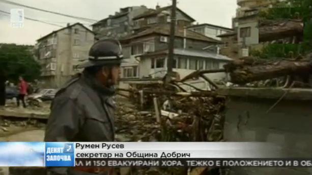 Румен Русев за ситуацията в Добрич