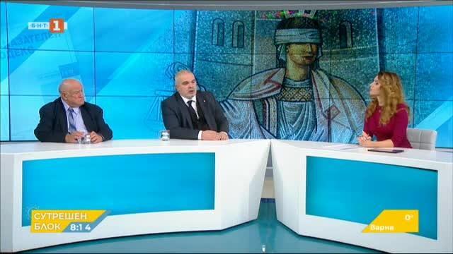 Поправката Андреа - коментар на адв. Марин Марковски и депутата Маноил Манов