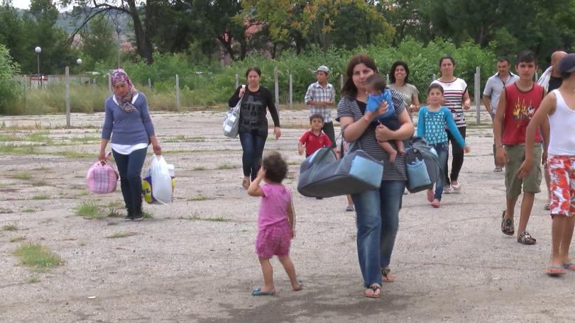 3 800 души може да приеме центърът за бежанци в Харманли