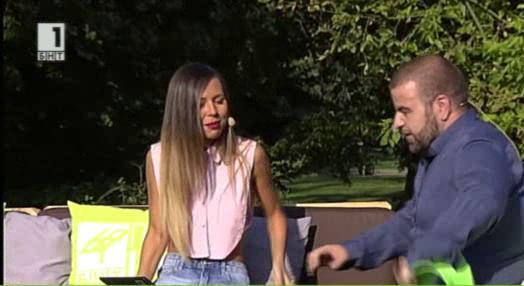 "БНТ ""ПАРК LIVE"": Маги Джанаварова"
