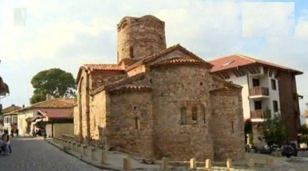 Възстановяват стари църкви в Несебър по Оперативна програма Регионално развитие