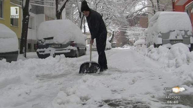 Кметска награда за почистен сняг