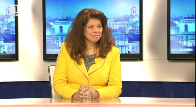 Илияна Йотова: Нашият опонент е ГЕРБ