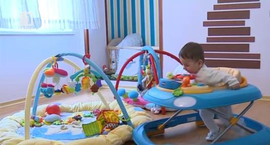 Малки къщи за деца без родители