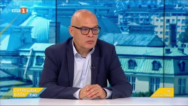 Тихомир Безлов: Търсейки бързо отваряне на икономиката, ставаме рискова страна