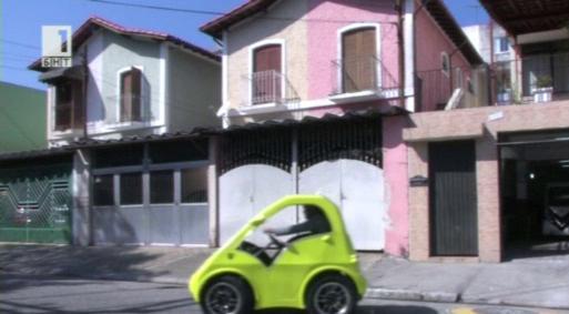 Малка кола за големия град