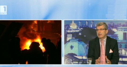 Сблъсъци и жертви в Киев - докъде ще стигне протестът