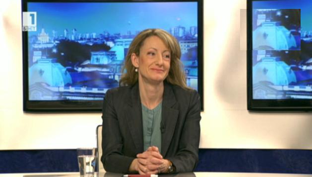 Златанова: Докладът на ЕК е изключително коректен
