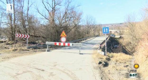 Рухнал мост прекъсна прекия път на жители от Шемшево до Велико Търново