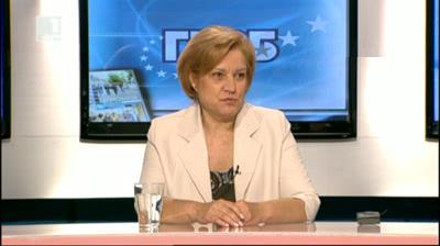 ГЕРБ се връща в Парламента - разговор с Менда Стоянова