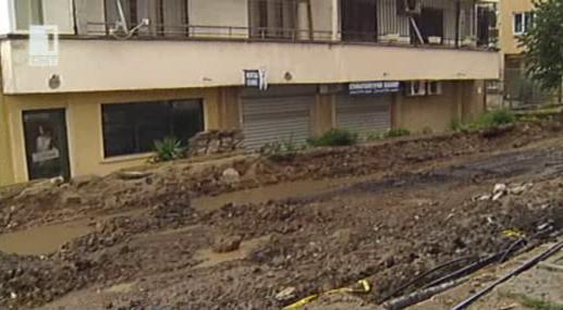 Законът и ние: Ремонтират улици в Люлин по сигнална предаването