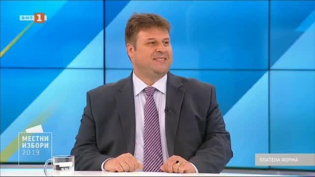 Местни избори 2019: Стефан Иванов в битката за София