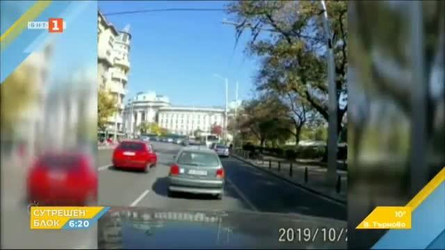 Пети инцидент с тротинетка в София от началото на годината
