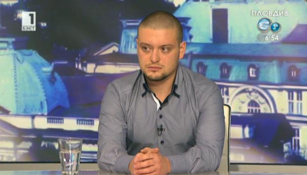 Обстановката в Украйна през погледа на Мартин Петрусенко