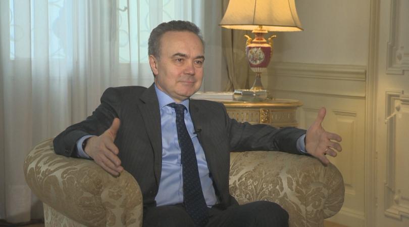 Италианският посланик Стефано Балди пред БНТ за предизвикателствата пред Европа и дипломацията