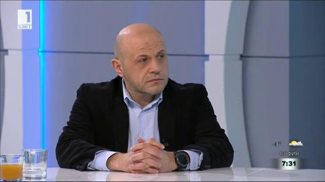 Томислав Дончев: Държавата ни е една, хубаво е да си я пазим
