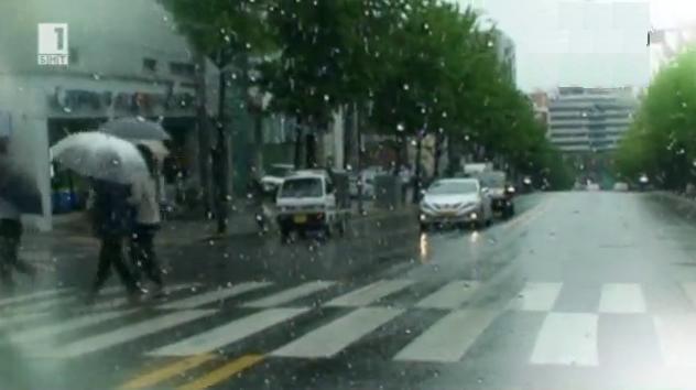 Зелена светлина на фокус - 24 юни 2014: Настилката предотвратява наводнения