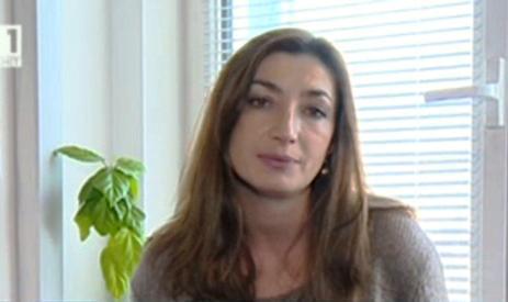 Снежина Петрова в подкрепа на Българската Коледа