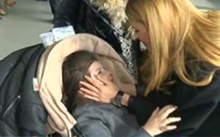 Мисия Подарък срещна Михаела с певицата Анелия