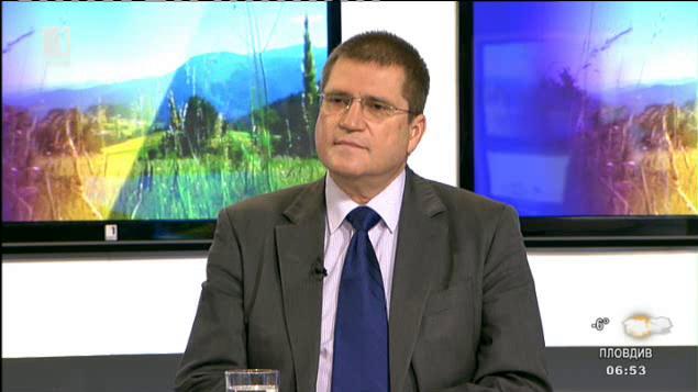 Геополитика и отбрана – разговор с Николай Цонев