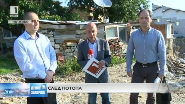 Работна група в Общината във Варна търси причините да наводнението