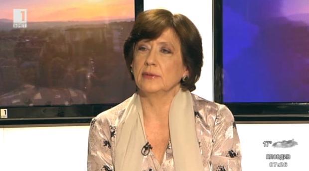 Бивш премиер без пенсия. Как живее Ренета Инджова?