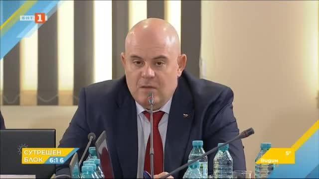 ВСС избра за нов главен прокурор единствения кандидат - Иван Гешев