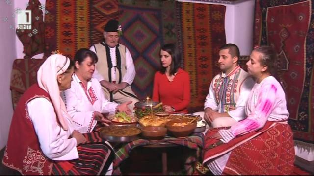 За шарения свят на фолклора - песни, танци и разкази от с. Боровци