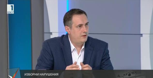 Изборни нарушения. Калин Славов от Прозрачност без граници