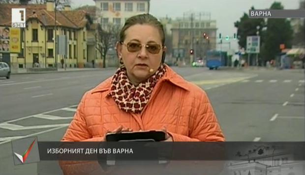 Изборният ден във Варна