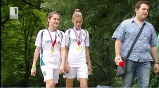 Деца с онкохематологични заболявания спечелиха 10 медала от Олимпиада