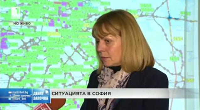 Ситуацията в София
