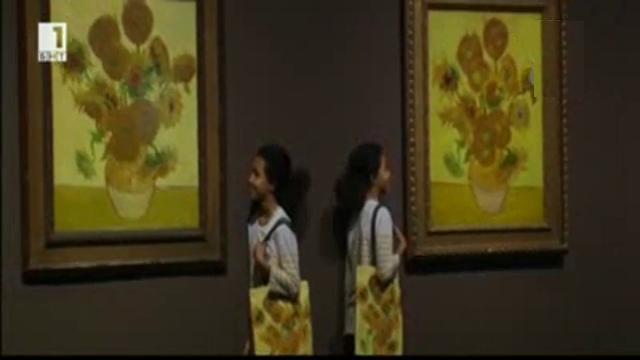 Слънчогледите на Ван Гог отново заедно в Лондон