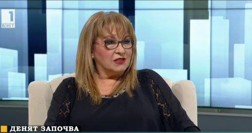 Маргарита Хранова - гост в Извън играта