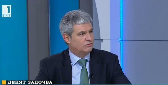 Пламен Димитров: Трябва да се учеличат доходите, за да се запазят кадрите