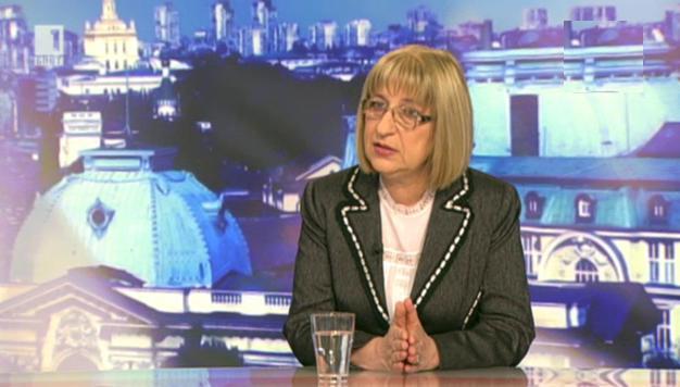 Парламентарни аритметики - разговор с Цецка Цачева