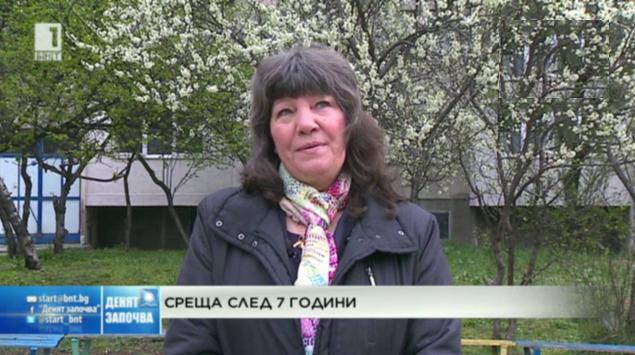Сесилия Атиа в България - разговор с Валя Червеняшка