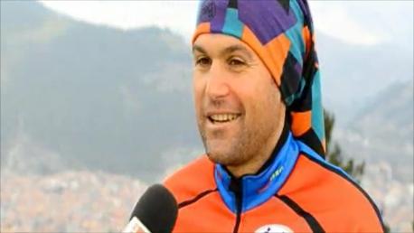 Да покориш Еверест - Атанас Скатов на върха