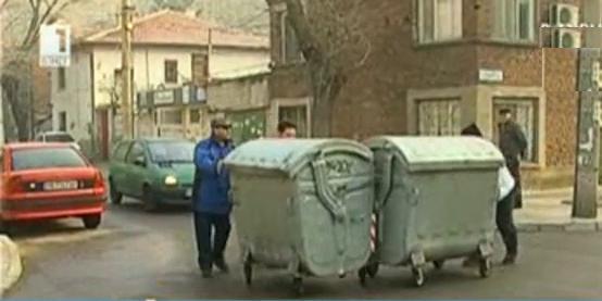 Опасно кръстовище в Пловдив