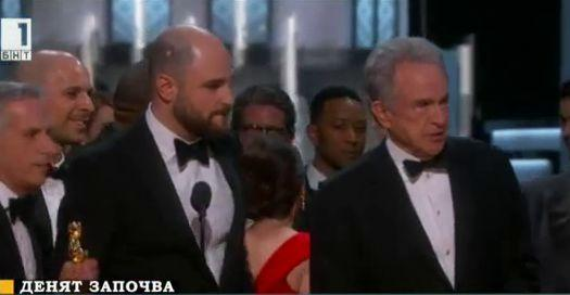 След гафа с наградите Оскар