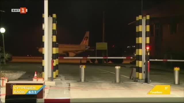 Учениците от Каварна бяха евакуирани с правителствения самолет от Италия