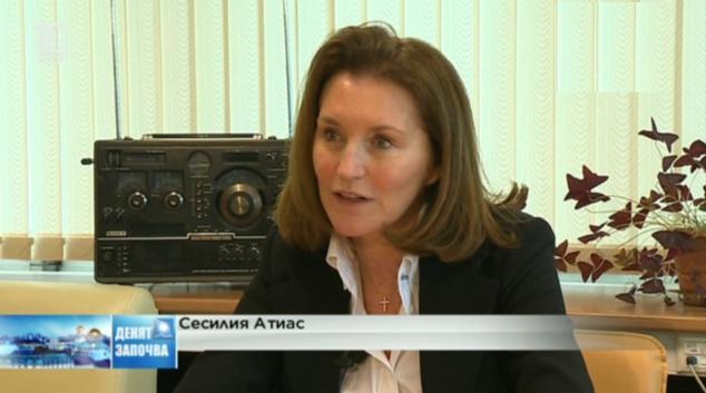Сесилия Атиас: Българските сестри са много важни за мен