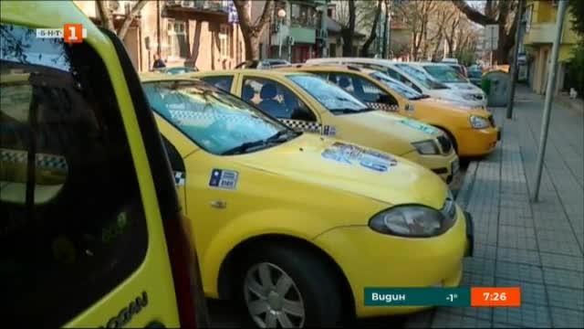 Мащабна акция сред таксиметровите компании в Пловдив