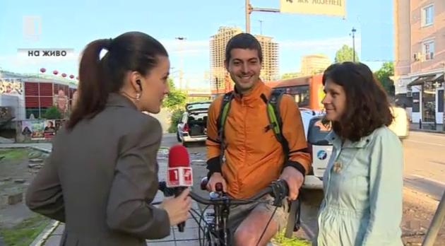 Защо велосипедистите в София недоволстват?