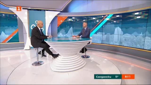 Дончев: Безспорно има силно напрежение между президента и правителството