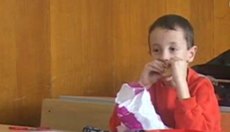 С какво се хранят децата в училище?