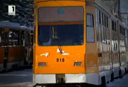 Ватман пресъздава трамвайната история на София