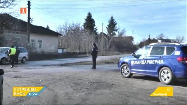 Акция в Малорад срещу битовата престъпност