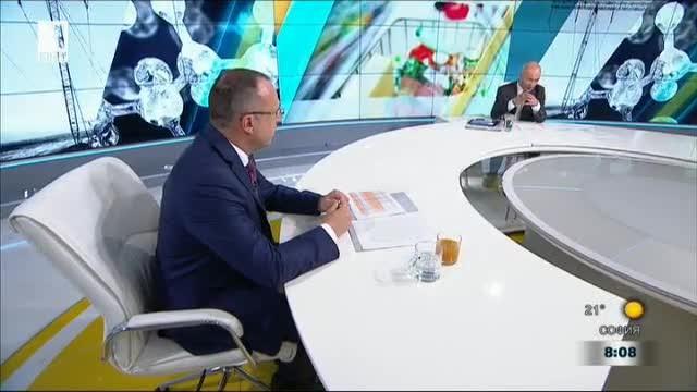 Румен Порожанов: Повече ме притеснява разликата в цените на храните
