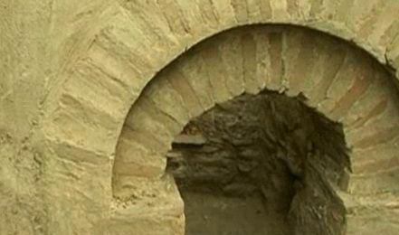Археолози откриха отоплително съоръжение в Сандански